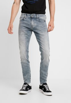 G-Star - REVEND - Jeans Skinny Fit - faded industrial grey
