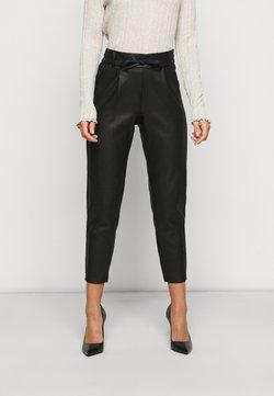 ONLY Petite - ONLPOPTRASH EASY PANT - Spodnie materiałowe - black