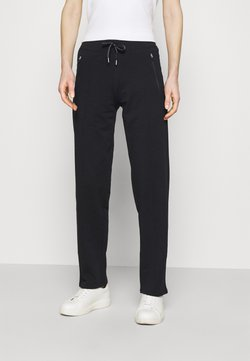 Marks & Spencer London - DESIGN BASIC - Jogginghose - black