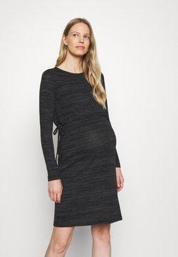 Esprit Maternity - DRESS NURSING - Vestido de punto - gunmetal