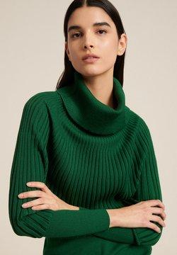 Luisa Spagnoli - MINNIE - Vestido de tubo - verde bottiglia
