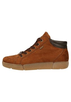 ara - Sneaker high - cognac, moro
