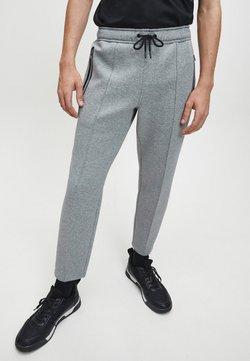 Calvin Klein - Jogginghose - mid grey heather