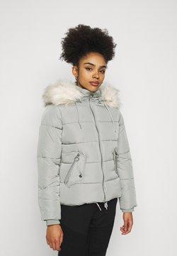 Topshop Petite - FRIEDA - Winterjacke - grey