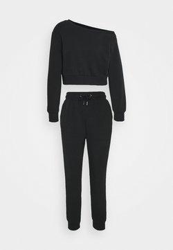 Even&Odd Petite - SET OFF  - Sweatshirt - black