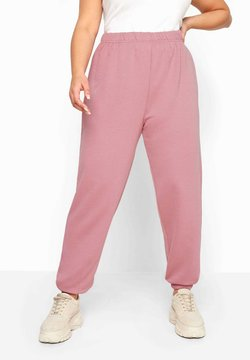 Yours Clothing - Jogginghose - pink