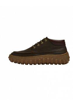 Camper - GROUND - Sneakersy niskie - dunkelbraun