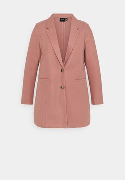 Vero Moda Curve - VMDAFNEJANEY JACKET - Mantel - old rose