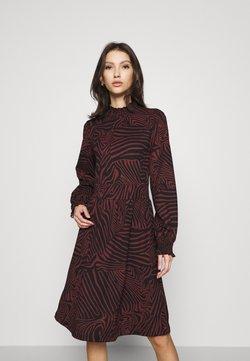 ONLY - ONLZILLE SMOCK DRESS - Robe en jersey - port royale