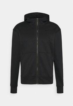 Nike Performance - SPOTLIGHT HOODIE  - Felpa con cappuccio - black