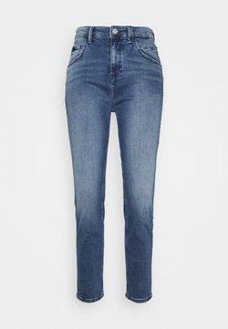 Marc O'Polo DENIM - FREJA - Jeans fuselé - multi/faded mid blue