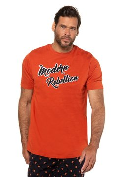 JP1880 - T-shirt print - dark orange