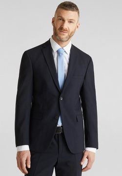 Esprit Collection - Chaqueta de traje - dark blue