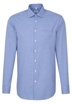 Seidensticker - REGULAR FIT - Hemd - blue