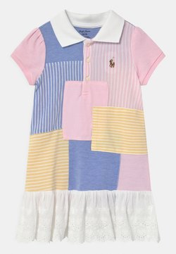 Polo Ralph Lauren - PATCH SET - Freizeitkleid - blue/multi