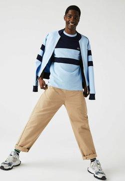 Lacoste - T-Shirt print - bleu marine / bleu clair