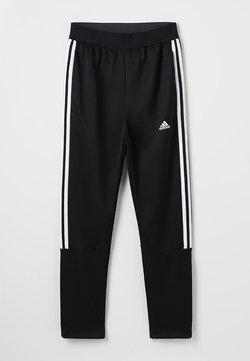 adidas Performance - TIRO STADIUM LEAGUE AEROREADY PANTS - Spodnie treningowe - black/white