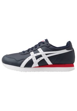 ASICS SportStyle - TIGER RUNNER - Sneaker low - midnight/white