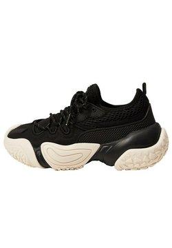 Mango - Sneakers - schwarz