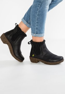 El Naturalista - YGGDRASIL - Korte laarzen - black