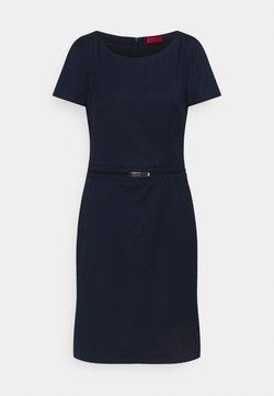HUGO - KADASI - Shift dress - open blue