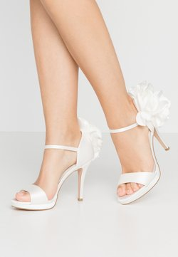 Menbur - High heeled sandals - ivory