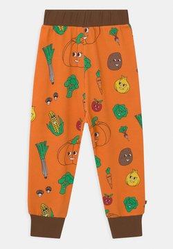 Småfolk - VEGETABLE UNISEX - Pantalones - orange