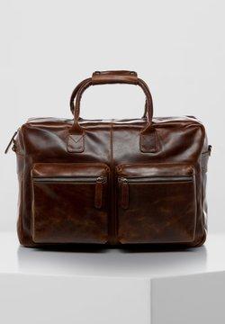 SID & VAIN - LAPTOPTASCHE - BRIGHTON - Notebooktasche - braun-cognac