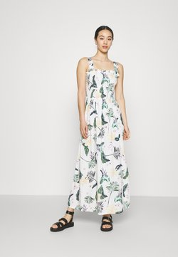 Roxy - UP IN THE FLAMES - Maxi dress - snow white