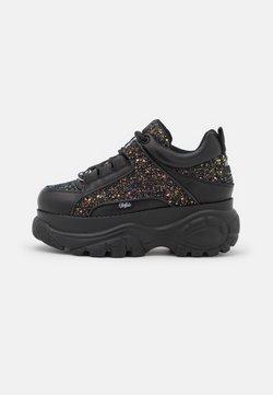 Buffalo London - Sneakers - black glitter