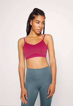Yogasearcher - CHASA - Sport-bh met light support - cerise