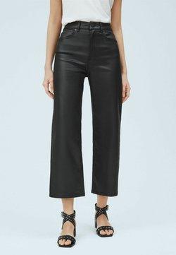Pepe Jeans - Pantalon en cuir - denim
