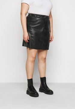 ONLY Carmakoma - CARSIMA  - A-Linien-Rock - black