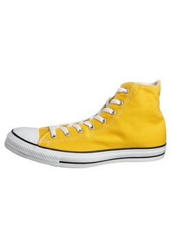 Converse - CHUCK TAYLOR ALL STAR HI - Korkeavartiset tennarit - lemon chrome