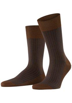 FALKE - 2 PACK - Socken - chestnut