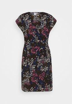 ICHI PETITE - BRUCE - Korte jurk - riviera
