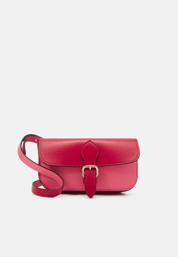Red V - POUCH - Clutch - cherry/fancy pink