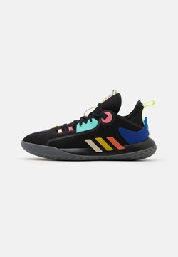 adidas Performance - HARDEN STEPBACK 2 - Zapatillas de baloncesto - core black/yellow/acid mint