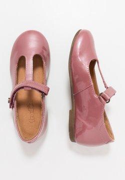 Froddo - FIONAS T-BAR NARROW FIT - Ballerina's met enkelbandjes - pink