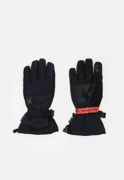 Spyder - OVERWEB - Fingerhandschuh - black