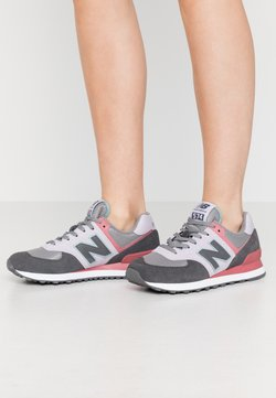 New Balance - WL574 - Sneakers laag - purple