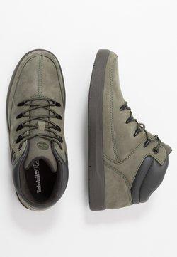 Timberland - DAVIS SQUARE - Sneakers hoog - dark green