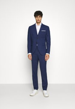 Selected Homme - SLHSLIM SUIT - Anzug - estate blue