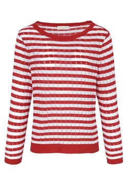 ATELIER GS - Strickpullover - rot
