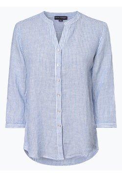 Franco Callegari - Bluse - royal weiß