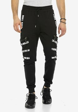 Cipo & Baxx - Jogginghose - schwarz