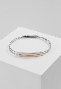 Skagen - ELIN - Armband - silver-coloured/rosegold-coloured