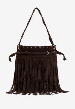 Next - FRINGE  - Handtasche - brown