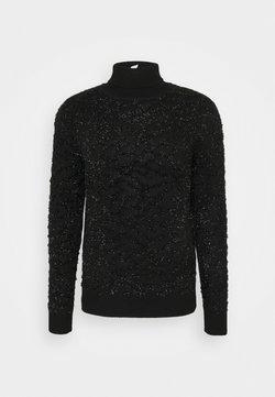 Night Addict - Pullover - black