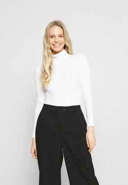 Anna Field - Langærmede T-shirts - off-white